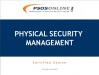 Physical Security Management